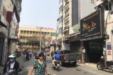 Cho thue mat bang nha pho 266 Bui Vien