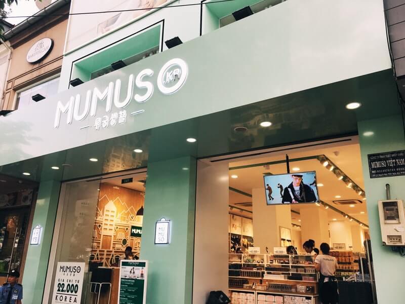 MUMUSO CẦN THUÊ