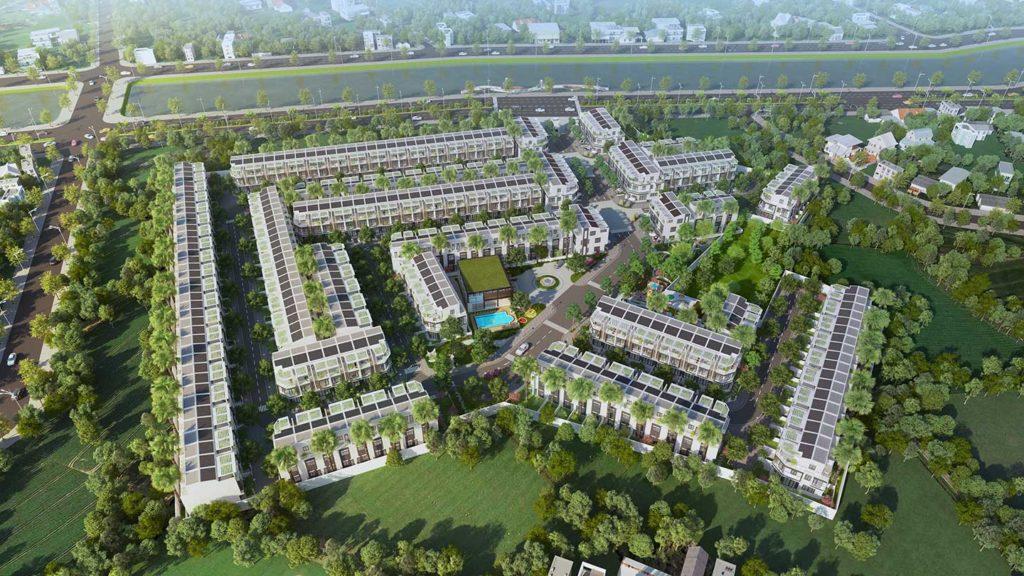 Mở bán KDC thương mại Hữu Phúc - Dự án hàng đầu Thị xã Đồng Xoài
