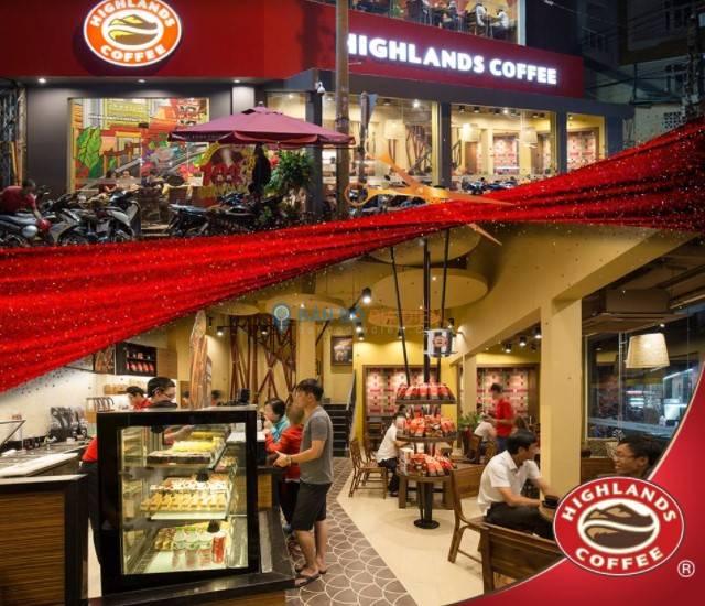 Chuỗi cafe Highland Coffee